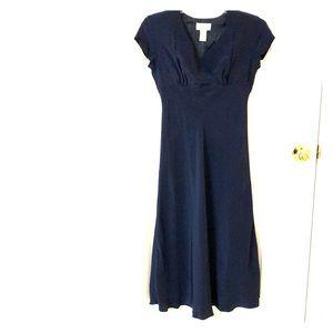 Chadwick's 6P Navy Dress
